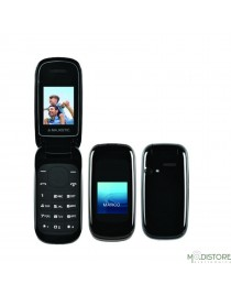MAJESTIC CELLULARE GSM LUCKY 69 FLIP NERO