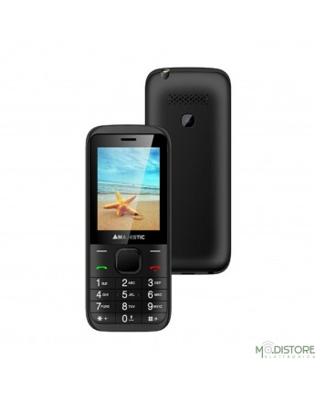MAJESTIC CELLULARE GSM LUCKY 56R NERO