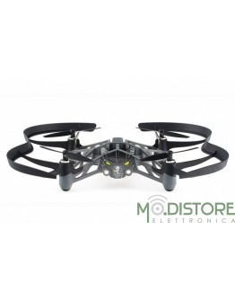 WIND PARROT MINIDRONE AIRBORNE NIGHT BLACK