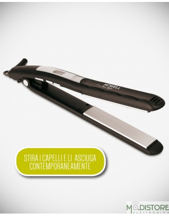 HOWELL PIASTRA PER CAPELLI WET AND DRY HPI500WD