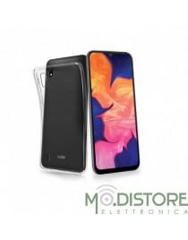 Cover skinny per Samsung Galaxy A10, trasparente