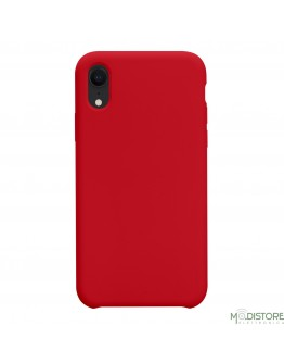 Cover Polo One in Silicone per iPhone XR, colore Rosso