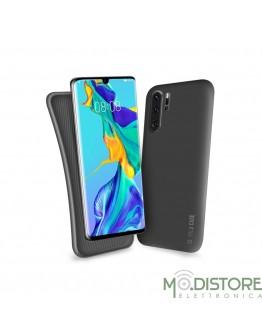 Cover linea polo per Huawei P30 Pro, colore nero