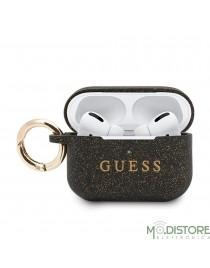 Original Case GUESS GUACAPSILGLBK Apple Airpods Pro grigio