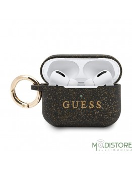 Original Case GUESS GUACAPSILGLBK Apple Airpods Pro grigio