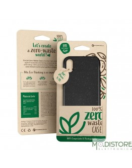 Forcell BIO - Zero Waste Case per SAMSUNG A10 nero