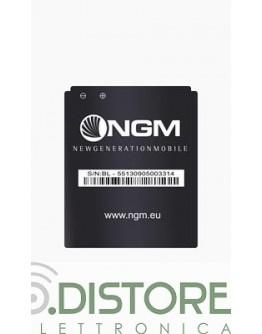 Batteria ORIGINALE X NGM FACILE SUBITO - NGM ECHO Li-ion 600mAh