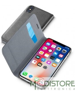 CELLULARLINE CUSTODIA BOOK IPHONE 8 NERO