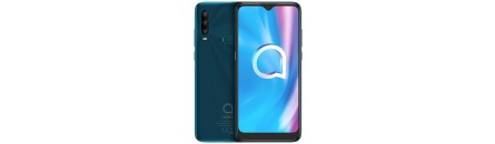 ALCATEL 1 SE 64 GB DUAL SIM AGATE GREEN