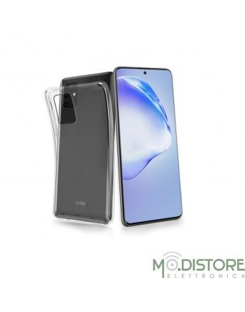 Cover skinny per Samsung Galaxy S20+, trasparente