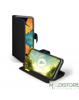 Booksense per Samsung Galaxy A20 / A30, nero