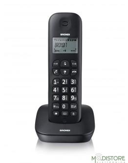BRONDI TELEFONO CORDLESS GALA NERO