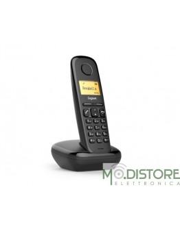 GIGASET TELEFONO CORDLESS A170 NERO