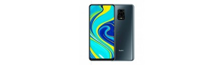 XIAOMI REDMI NOTE 9S DUAL SIM INTERSTELLAR GREY
