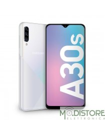 SAMSUNG GALAXY A30S DUAL SIM PRISM CRUSH WHITE