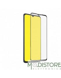 Screen Protector Full Cover vetro temperato per Huawei P Smart 2020, colore nero