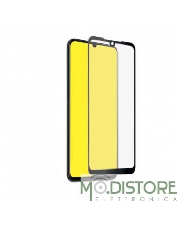 Screen protector Full Cover vetro temperato per Xiaomi Mi 10 Lite, colore nero