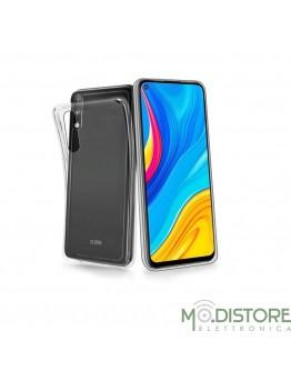 Skinny cover per Huawei P40 Lite E, trasparente
