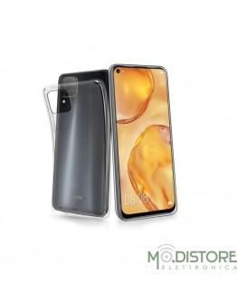 Cover skinny per Huawei P40 Lite, trasparente