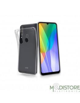 Skinny Cover per Huawei Y6p, trasparente