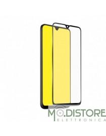 Screen protector full cover per Samsung Galaxy A20s, colore nero