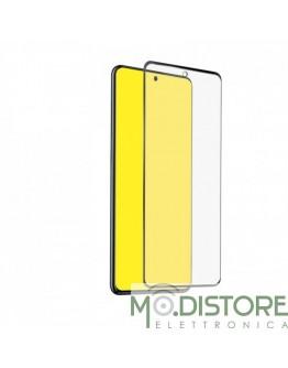 Screen protector full cover per Samsung Galaxy A51, colore nero