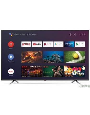 "SHARP TV COLOR 65"" LED AQUOS 65BL3A NERO - ANDROID 9.0 4K 3HDMI DVB-T2"