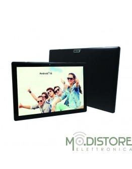 "MAJESTIC TABLET 4G 10.1"" 32 GB 3 GB RAM TAB 812 NERO"