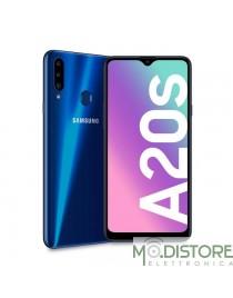 SAMSUNG GALAXY A20S DUAL SIM 32 GB BLUE