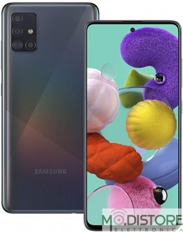 SAMSUNG GALAXY A51 DUAL SIM 128 GB BLACK