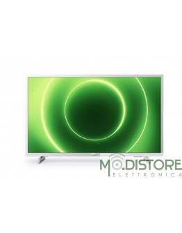"PHILIPS TV COLOR 43"" LED FHD SILVER"