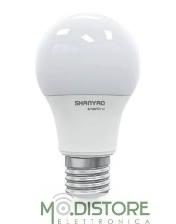 SHANYAO LAMPDADA LED BULB A60 10W E27 - LUCE NATURALE
