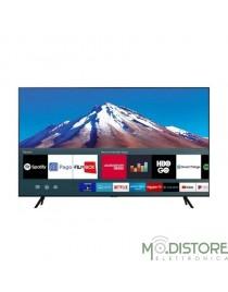 "SAMSUNG TV COLOR 55"" SMART TV WIFI BLUETOOTH LED 4K BLACK"