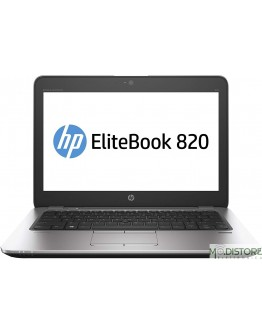 HP ELITEBOOK 820 G3 12,5 I5 8GB 128GB SSD Silver