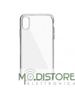 GENIOTTI CUSTODIA IN SILICONE SLIM PER IPHONE 12 PRO MAX