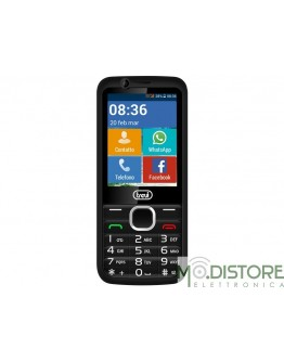 TREVI RELAX 90 CELLULARE 3G TOUCHSCREEN ANDROID NERO
