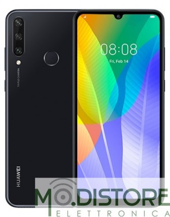 HUAWEI Y6P 64 GB MIDNIGHT BLACK